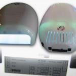 4-Röhren SENSOR UV-Lampe