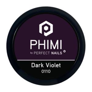 """Farbgel """"Dark Violet"""""""