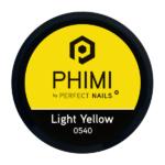 "Farbgel ""Light Yellow"" 2"