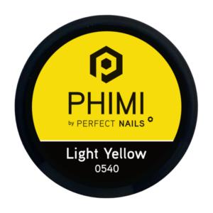 "Farbgel ""Light Yellow"""