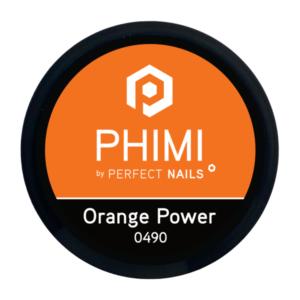 "Farbgel ""Orange Power"""
